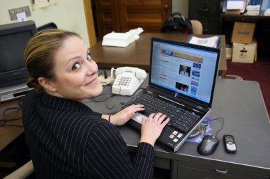 CT News Junkie editor Christine Stuart.