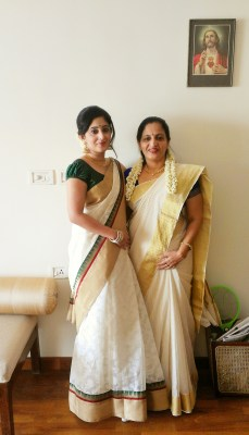 onam outfit