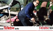 মানবতার ফেরিওয়ালা সাংবাদিক গোলাম মাওলা হাজারী-Digital Khobor