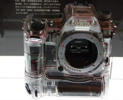 PENTAX K-3で撮影するK-3の内部部品