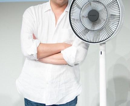 [PR] BALMUDA GreenFan Japan あたり続けられる心地よい自然な風を再現した扇風機