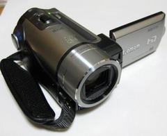 撮りたいときにすぐ撮れるハイビジョンムービー CANON iVIS HF10