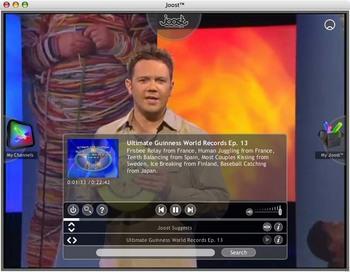 P2PなTV配信サービスJoostを試してみました