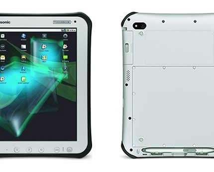 Panasonic Toughbook Tablet, Lenovo Think Slate