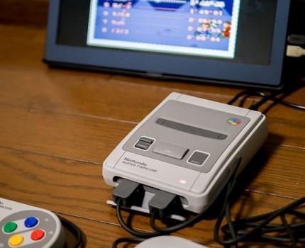 ファミコンに続きスーファミも手のひらサイズで ニンテンドークラシックミニスーパーファミコン