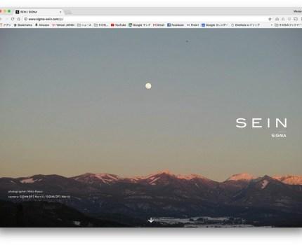 SEIN Online by #SIGMA