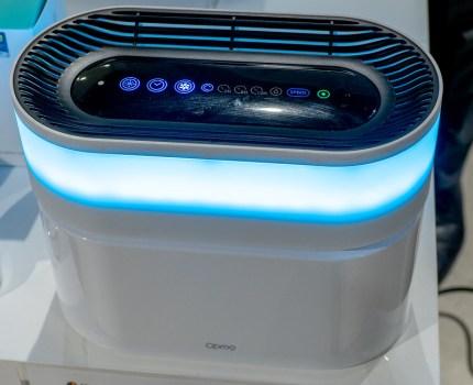 水フィルター空気清浄機 Opro9 AIセキュリティカメラ SimCam 超速充電モバイルバッテリー Apollo Travellar #クラファンEXPO