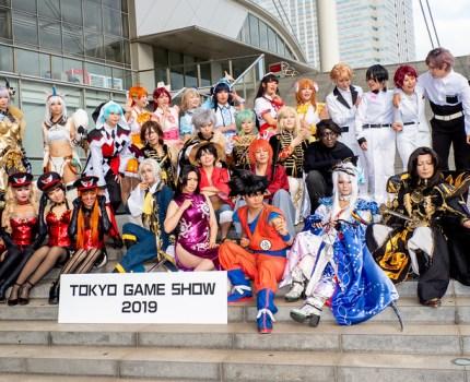 東京ゲームショウ2019 コンパニオン・コスプレーヤーの皆さん #TGS2019