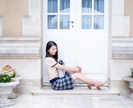 杏さんポートレイト撮影@恵比寿ガーデンプレイス
