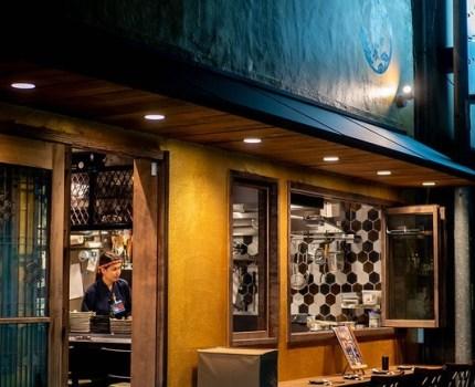 季節を味わえる天ぷら串と多彩な日本酒・焼酎 八重洲天ぷら串 山本家