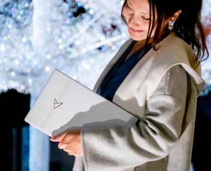 液晶付きタッチパッドScreenPad 2.0が楽しい おしゃれな本革仕様ノートPC #ASUS 30周年記念モデル  ZenBook Edition 30