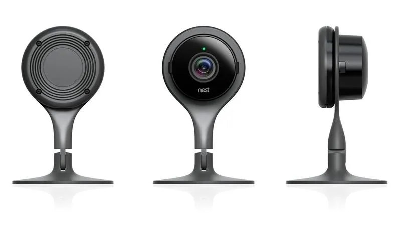 "Nest Cam integrated into your home by ""HomeAdvisors"" BEST OF - Digital Living"