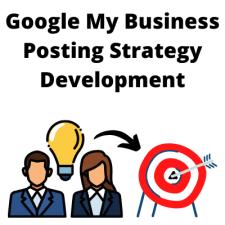 google profile content strategy