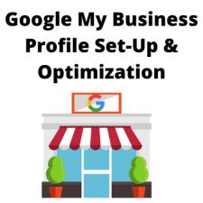google my business profile set up and optimization