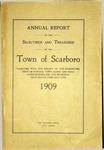 Scarboro Annual Report - 1909