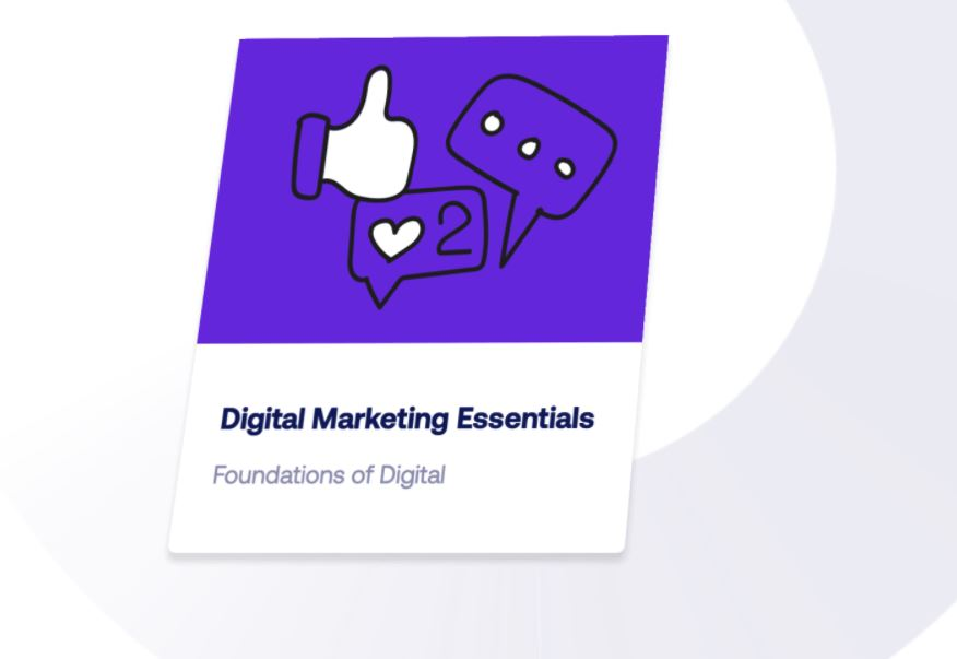 Of degree students, and more. Foundation in Digital Marketing - DMHQ | Digital Marketing ...