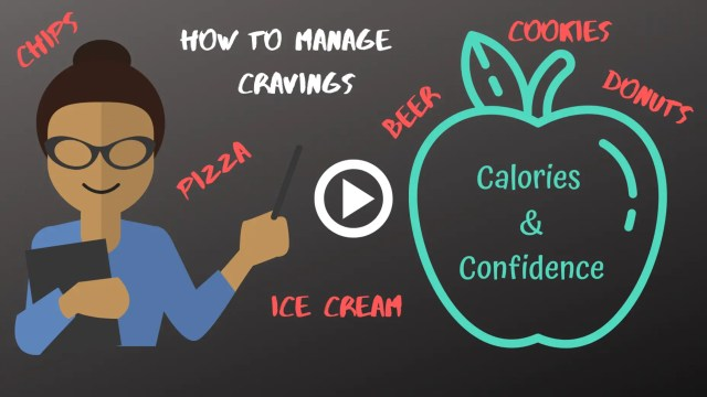 How to manage cravings