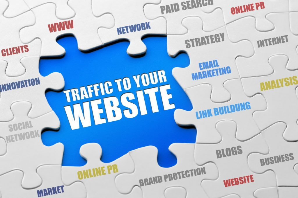 Web traffic- Digital Marketing Skill Institute