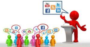 Social media posts in Nigeria: Who should handle their social media posts in an organisation?