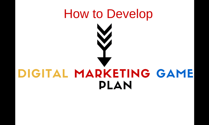 Digital Marketing Game Plan