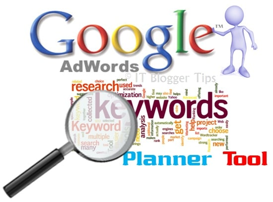Google Keyword Planner tool for Nigerian Businesses