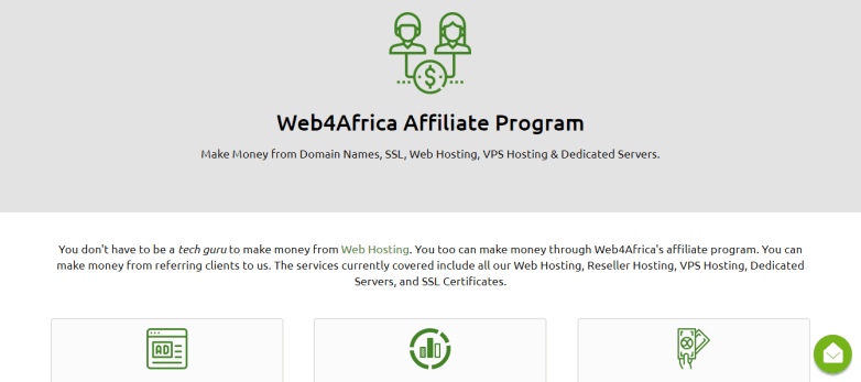 web4africa affiliate marketing program in nigeria