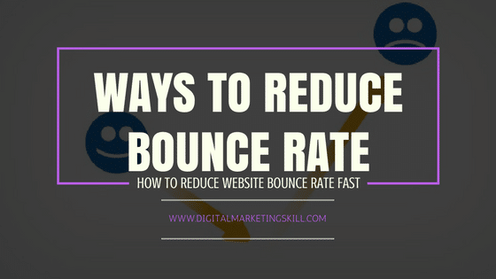 How To Reduce Bounce Rate To Increase Website Conversion Rate
