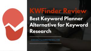 KWFinder Review _ Best Keyword Planner Alternative for Keyword Research