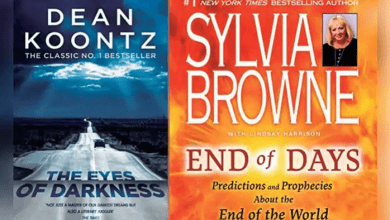 Photo of Did Authors Dean Koontz and Sylvia Browne Really Predict Coronavirus Outbreak Back in 1981 And 2008?