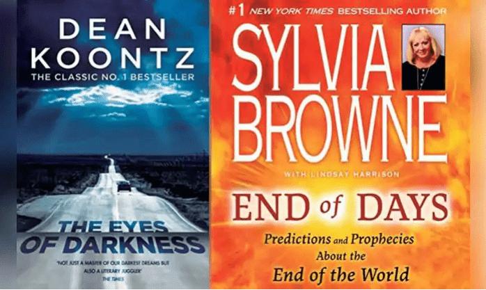 Books predicting coronavirus
