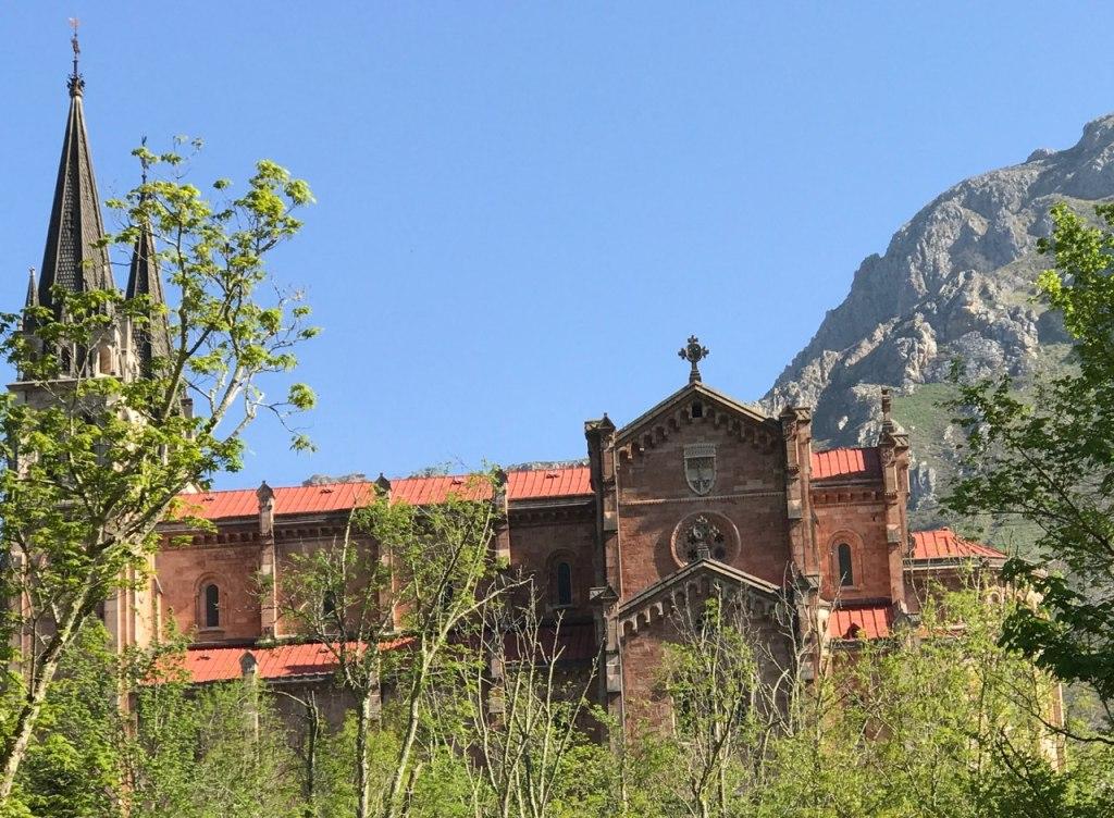 Side site f the Main Sanctuary