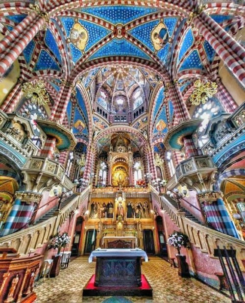 Basilica of Mary Help of Christians and San Carlos - Buenos Aires