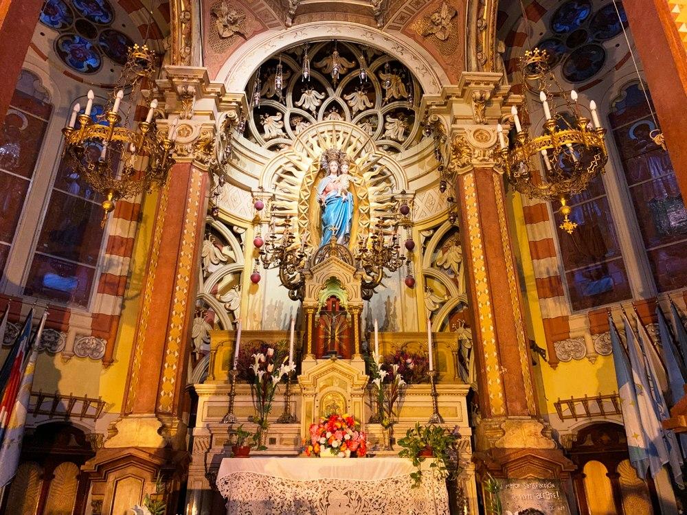 Virgin Mary Chapel