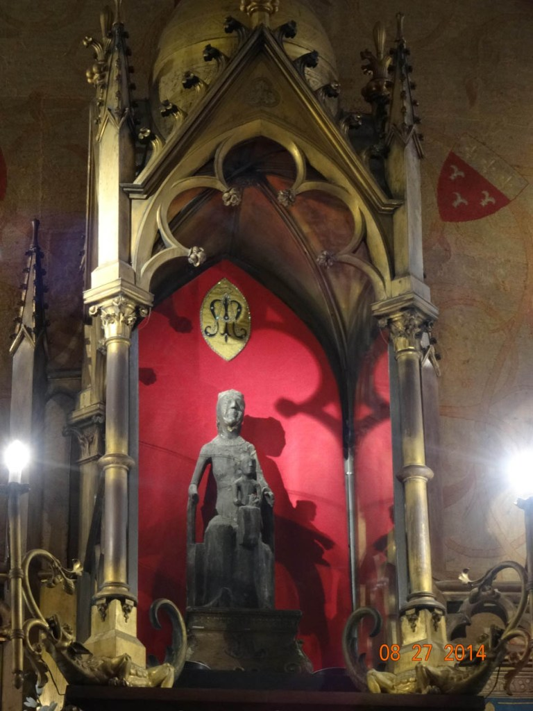 Imagen Virgen Negra de Rocamadour (2)