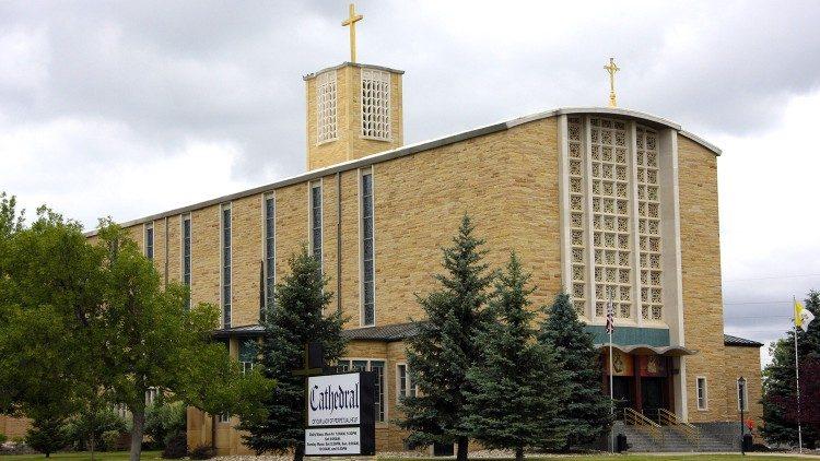 Church - bishop - USA