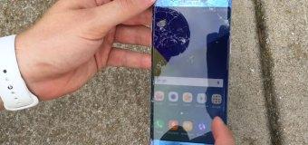 Test izdržljivosti: Samsung Galaxy Note 7, iPhone 6S vs Note 5 pogledajte koji najbolje podnosi pad