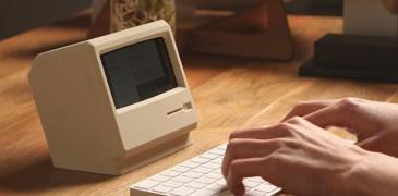 Ovaj dock za punjenje pretvorit će iPhone u legendarni Macintosh 128K