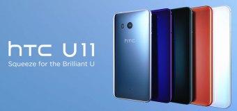 HTC U11 službeno najavljen, uz moćan hardver tu je i Edge Sense tehnologija