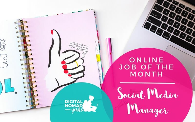 DNG Presents Online Job of the Month: Social Media Manager
