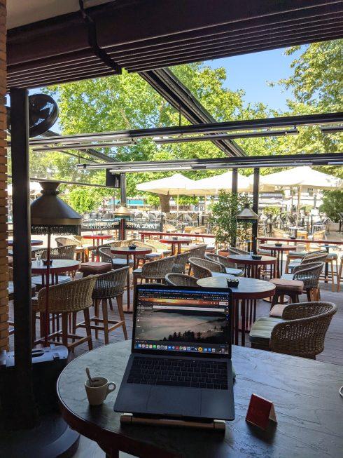 Digital Nomad Cafe - , Greece