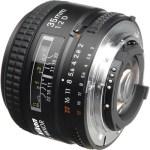 Nikon AF Nikkor 35mm f:2D Lens-b