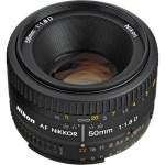 Nikon AF Nikkor 50mm f:1.8D Lens-a