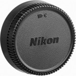 Nikon AF-S DX NIKKOR 35mm f:1.8G Lens Cap (Back)
