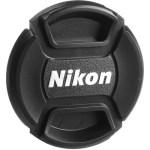 Nikon AF-S DX NIKKOR 55-200mm f:4-5.6G ED VR Lens (back)