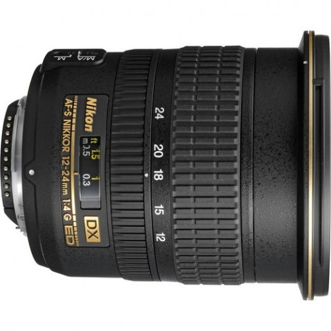Nikon AF-S DX Nikkor 12-24mm f/4G IF-ED Lens