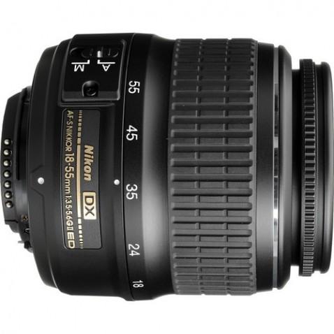 Nikon AF-S DX Zoom-Nikkor 18-55mm f/3.5-5.6G ED II Lens
