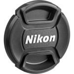 Nikon AF-S VR Micro-Nikkor 105mm f:2.8G IF-ED Lens Cap (front)