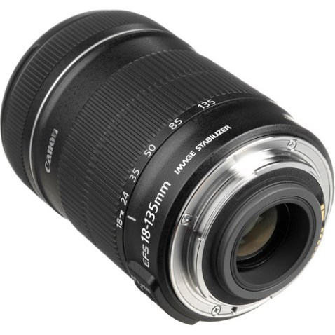 Canon EF-S 18-135mm f:3.5-5.6 IS Lens-c