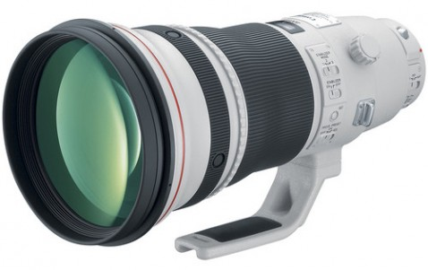 Canon EF 400mm f/2.8 L IS II USM
