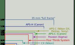 Image sensor format